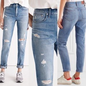 Madewell the Perfect Vintage Jean